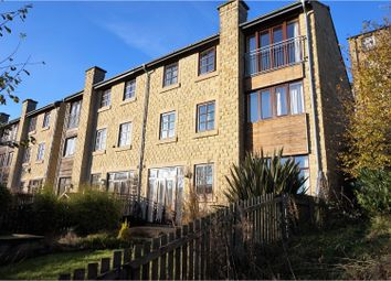 Thumbnail 4 bed semi-detached house for sale in Upper Mills View, Holmfirth