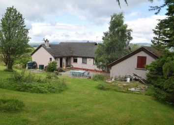 Thumbnail 5 bedroom detached bungalow for sale in Culbokie, Dingwall