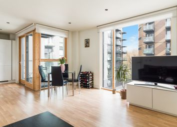 Thumbnail 2 bed flat for sale in Cordage House, 15 Cobblestone Square, 21 Wapping Lane