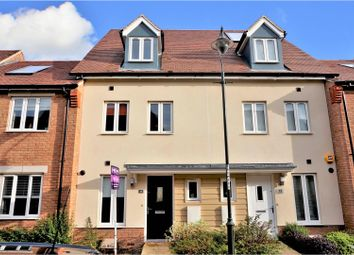 Thumbnail 3 bed terraced house for sale in Redwing Avenue, Sittingbourne