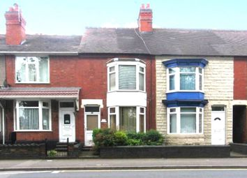Thumbnail 2 bed terraced house to rent in Corporation Street, Nuneaton
