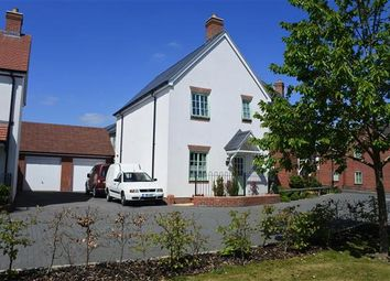 Thumbnail 3 bed semi-detached house for sale in The Rickyard, Shaftesbury