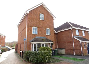 Thumbnail 4 bed town house for sale in Great Farm Road, Eastleigh