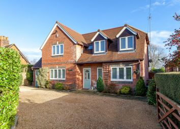 Thumbnail 4 bed detached house for sale in Wokingham Road, Hurst