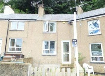 Thumbnail 2 bed terraced house for sale in Nantyfelin Road, Llanfairfechan, Conwy
