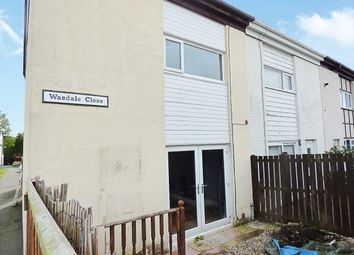 2 bed terraced house for sale in Wasdale Close, Peterlee, Durham SR8