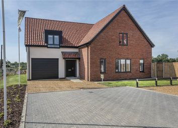 Thumbnail 4 bed detached house for sale in Plot 2 Bankside, Bell Road, Barnham Broom