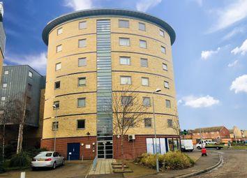 Thumbnail 1 bed flat for sale in Riverside Industrial Park, Rapier Street, Ipswich