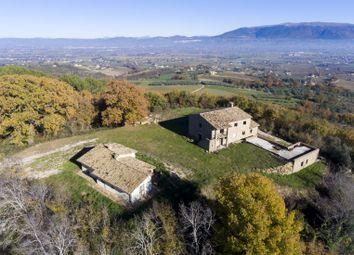 Thumbnail 5 bed farmhouse for sale in Cannara, Cannara, Perugia, Umbria, Italy