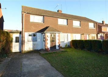 Thumbnail 3 bed semi-detached house for sale in Bracknell Road, Camberley, Surrey