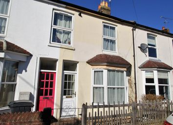 Thumbnail 2 bedroom terraced house for sale in Victoria Road, Alton, Hampshire