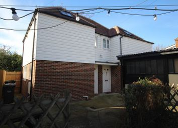 Thumbnail 1 bed semi-detached house to rent in East Street, Tonbridge