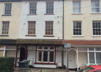 Thumbnail 1 bed flat to rent in Longbrook Terrace, Exeter