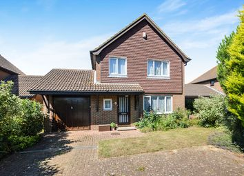 Thumbnail 4 bed detached house for sale in The Haven, Hythe