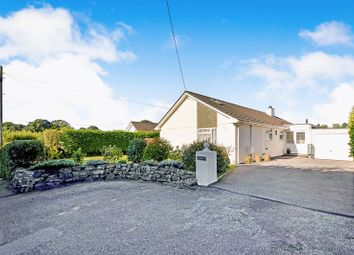 Thumbnail 3 bed bungalow for sale in Creed Lane, Grampound, Truro