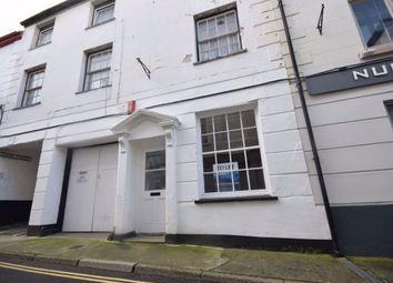 Thumbnail Studio to rent in Allhalland St Flat, Bideford, Devon