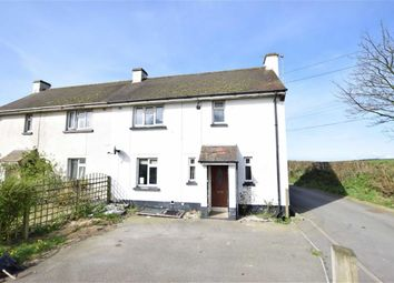 Thumbnail 4 bed semi-detached house for sale in North Close, Kilkhampton, Kilkhampton