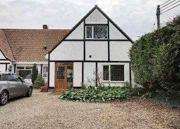 Thumbnail 3 bed end terrace house to rent in Salhouse Road, Rackheath, Norwich