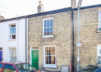 Thumbnail 2 bedroom terraced house for sale in Grafton Street, Cambridge