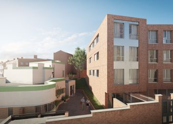 Thumbnail 2 bed flat for sale in Upper Bond Street, Hinckley