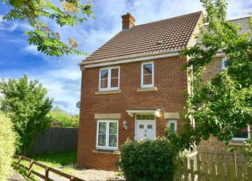 Thumbnail 3 bed end terrace house for sale in Abbey Gardens, Weston-Super-Mare