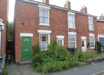 Thumbnail End terrace house to rent in Middle Road, Worcester