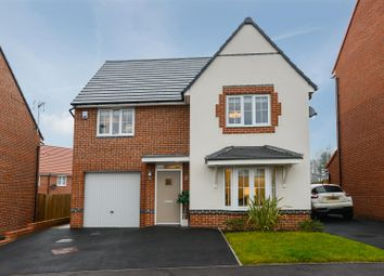 Thumbnail 4 bed detached house for sale in Orchard Drive, Cotgrave, Nottingham