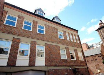 Thumbnail 2 bed flat for sale in Pecketts Loft, Lady Pecketts Yard, York