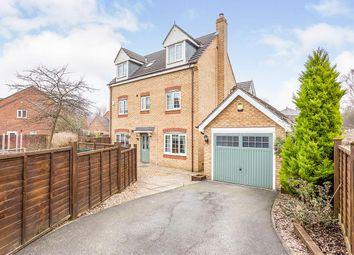Radulf Gardens, Liversedge, West Yorkshire WF15. 5 bed detached house for sale