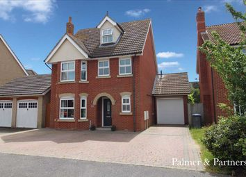 Thumbnail 4 bedroom detached house for sale in Jeavons Lane, Kesgrave, Ipswich