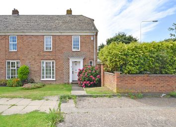 Thumbnail 4 bed end terrace house for sale in Berkeley Close, Folkestone