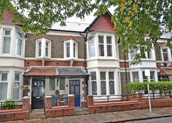 Thumbnail 3 bed terraced house for sale in Africa Gardens, Heath/Gabalfa, Cardiff