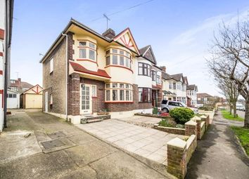 Thumbnail 3 bedroom semi-detached house for sale in Avenue, Woodford Green, Essex