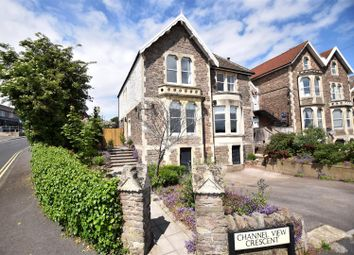 Thumbnail 5 bedroom detached house for sale in Channel View Crescent, Portishead, Bristol