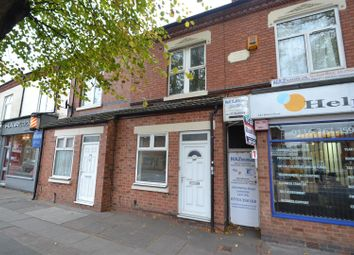 Thumbnail 2 bed terraced house for sale in Melton Road, Belgrave, Leicester