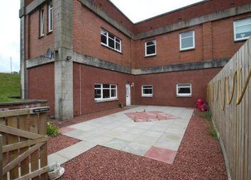 Thumbnail 2 bedroom flat for sale in Broadside Court, Denny, Stirlingshire