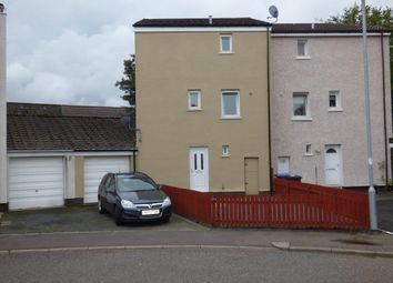 Thumbnail 3 bed town house for sale in Lewis Crescent, Broomlands, Irvine