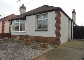 Thumbnail 3 bed detached bungalow for sale in Oakwood Road, Rhyl, Denbighshire