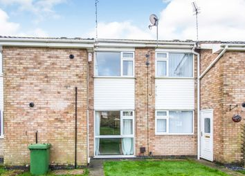 Thumbnail 2 bed town house for sale in Uppingham Drive, Broughton Astley, Leicester