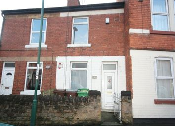 Thumbnail 2 bed terraced house to rent in Commercial Road, Bulwell, Nottingham