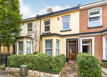 4 bed terraced house for sale in Stuart Road, Plymouth, Devon PL1