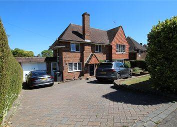 Melvill Lane, Willingdon, Eastbourne BN20. 4 bed detached house