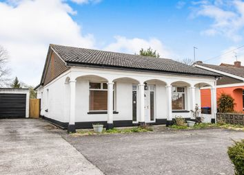Thumbnail 4 bedroom detached bungalow for sale in London Road, Amesbury, Salisbury