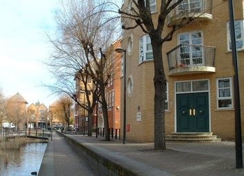 Thumbnail 2 bed flat to rent in Gorham House, Wolfe Crescent, Surrey Quays