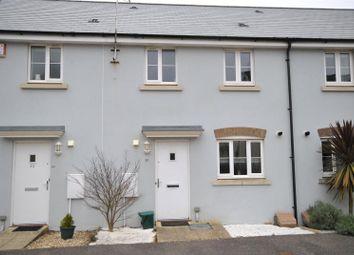 Thumbnail 3 bed terraced house to rent in Sampson's Plantation, Fremington, Barnstaple