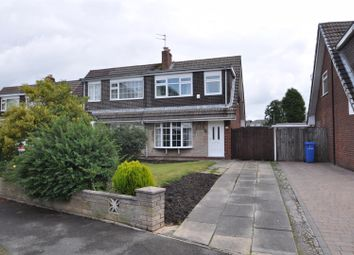 Thumbnail 3 bed semi-detached house for sale in Charlton Avenue, Hyde