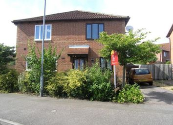 Thumbnail 2 bedroom terraced house to rent in Lindisfarne Way, East Hunsbury, Northampton