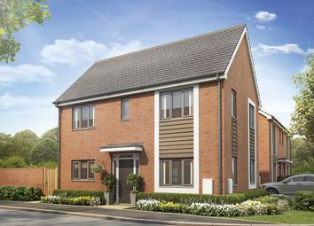 Thumbnail 3 bed detached house for sale in Plot 46 The Webster, Bramshall Meadows, Bramshall, Uttoxeter