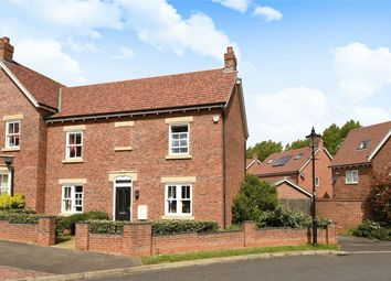Thumbnail 3 bed semi-detached house for sale in Burr Close, Kempston, Bedford