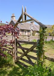 Thumbnail 4 bedroom detached house for sale in The Old School House, Yarrowford, Selkirk